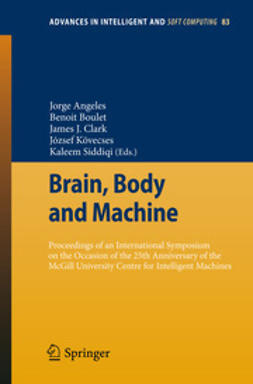 Angeles, Jorge - Brain, Body and Machine, ebook
