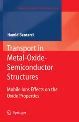 Bentarzi, Hamid - Transport in Metal-Oxide-Semiconductor Structures, e-bok