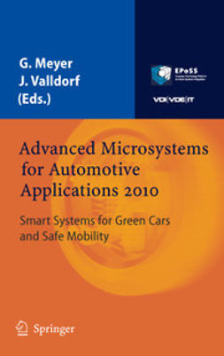 Meyer, Gereon - Advanced Microsystems for Automotive Applications 2010, e-kirja
