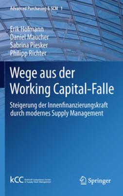 Hofmann, Erik - Wege aus der Working Capital-Falle, ebook