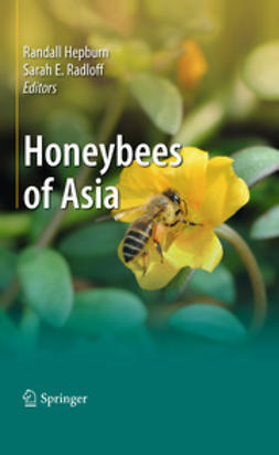Hepburn, H. Randall - Honeybees of Asia, ebook