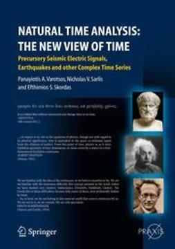 Varotsos, Panayiotis A. - Natural Time Analysis: The New View of Time, ebook