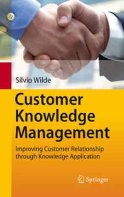 Wilde, Silvio - Customer Knowledge Management, ebook