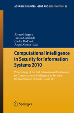 Herrero, Álvaro - Computational Intelligence in Security for Information Systems 2010, ebook