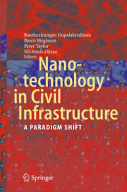 Gopalakrishnan, Kasthurirangan - Nanotechnology in Civil Infrastructure, ebook