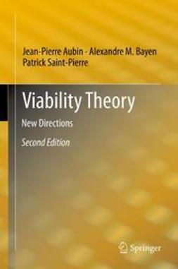 Aubin, Jean-Pierre - Viability Theory, e-kirja