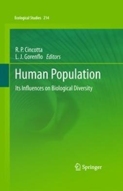 Cincotta, Richard P. - Human Population, ebook