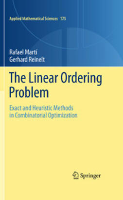Martí, Rafael - The Linear Ordering Problem, ebook