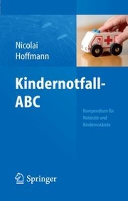 Nicolai, Thomas - Kindernotfall-ABC, ebook