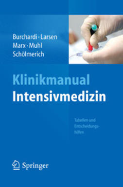 Burchardi, H. - Klinikmanual Intensivmedizin, ebook