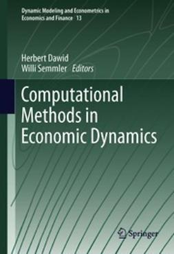 Dawid, Herbert - Computational Methods in Economic Dynamics, ebook