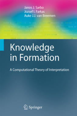 Sarbo, Janos J. - Knowledge in Formation, ebook