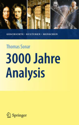 Sonar, Thomas - 3000 Jahre Analysis, ebook