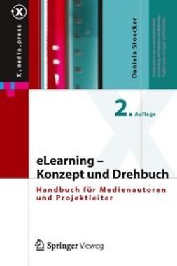 Stoecker, Daniela - eLearning - Konzept und Drehbuch, ebook