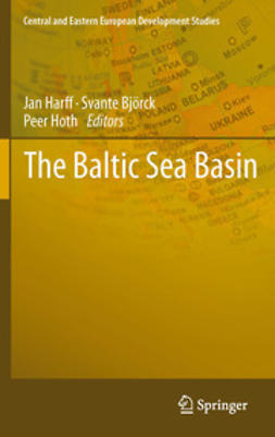 Harff, Jan - The Baltic Sea Basin, ebook