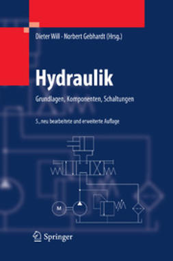 Will, Dieter - Hydraulik, ebook