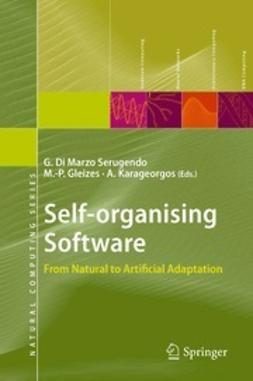 Serugendo, Giovanna Di Marzo - Self-organising Software, ebook