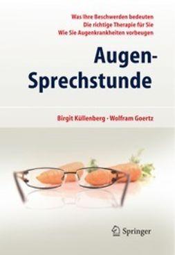 Küllenberg, Birgit - Augen-Sprechstunde, ebook