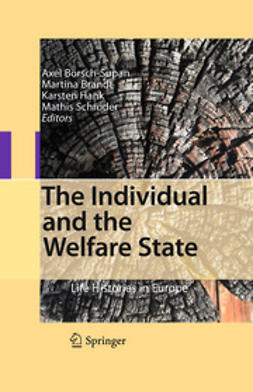 Börsch-Supan, Axel - The Individual and the Welfare State, ebook