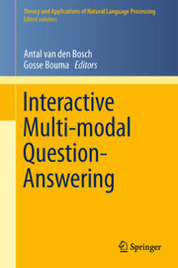 Bosch, Antal - Interactive Multi-modal Question-Answering, ebook