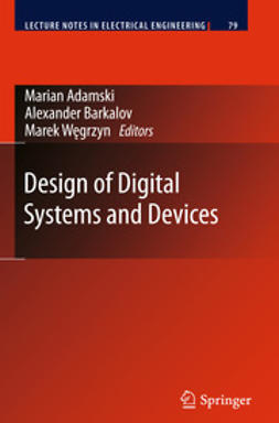 Adamski, Marian - Design of Digital Systems and Devices, ebook
