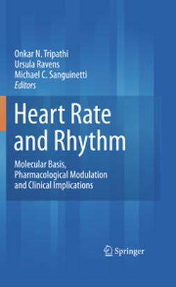 Tripathi, Onkar N. - Heart Rate and Rhythm, e-kirja