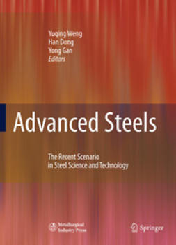 Weng, Yuqing - Advanced Steels, ebook