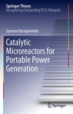 Karagiannidis, Symeon - Catalytic Microreactors for Portable Power Generation, e-bok
