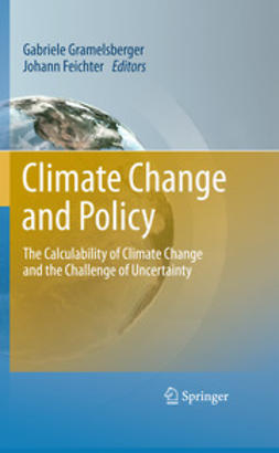 Gramelsberger, Gabriele - Climate Change and Policy, ebook
