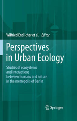 Endlicher, Wilfried - Perspectives in Urban Ecology, ebook