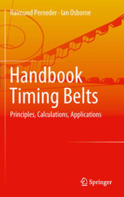 Perneder, Raimund - Handbook Timing Belts, ebook