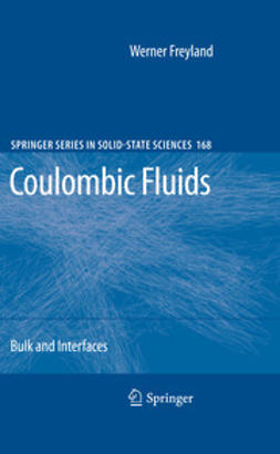 Freyland, Werner - Coulombic Fluids, ebook