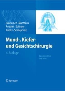 Hausamen, J.-E. - Mund-, Kiefer- und Gesichtschirurgie, ebook