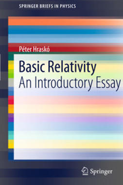 Hraskó, Péter - Basic Relativity, ebook