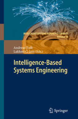 Tolk, Andreas - Intelligence-Based Systems Engineering, ebook