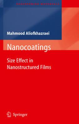 Aliofkhazraei, Mahmood - Nanocoatings, ebook