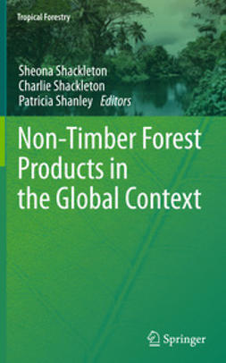 Shackleton, Sheona - Non-Timber Forest Products in the Global Context, ebook