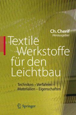 Cherif, Chokri - Textile Werkstoffe für den Leichtbau, ebook