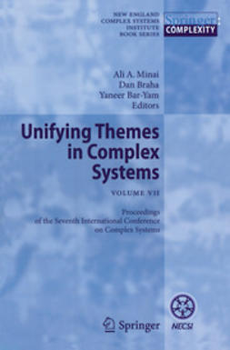 Minai, Ali A. - Unifying Themes in Complex Systems VII, ebook