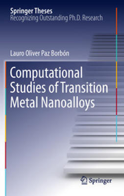 Borbón, Lauro Oliver Paz - Computational Studies of Transition Metal Nanoalloys, ebook