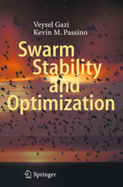Gazi, Veysel - Swarm Stability and Optimization, ebook