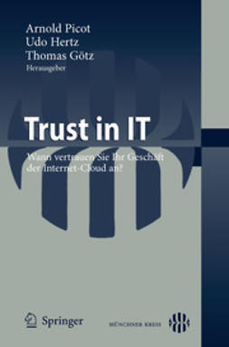 Picot, Arnold - Trust in IT, ebook