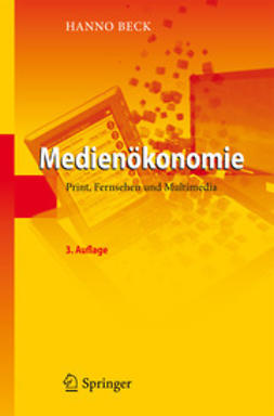 Beck, Hanno - Medienökonomie, ebook