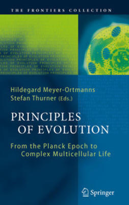 Meyer-Ortmanns, Hildegard - Principles of Evolution, ebook
