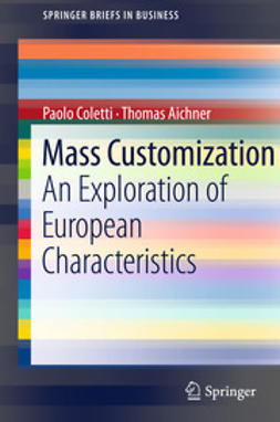 Coletti, Paolo - Mass Customization, ebook