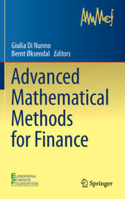 Nunno, Giulia Di - Advanced Mathematical Methods for Finance, ebook