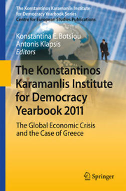 Botsiou, Konstantina E. - The Konstantinos Karamanlis Institute for Democracy Yearbook 2011, ebook