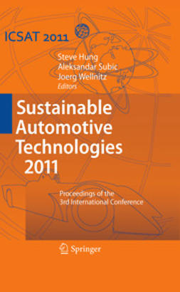 Hung, Steve - Sustainable Automotive Technologies 2011, ebook