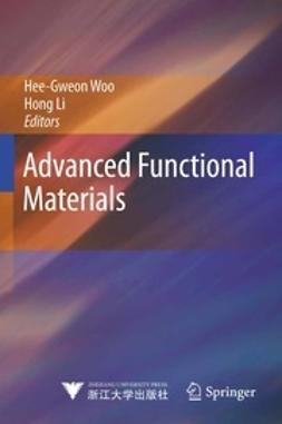 Woo, Hee-Gweon - Advanced Functional Materials, ebook
