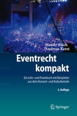 Risch-Kerst, Mandy - Eventrecht kompakt, ebook